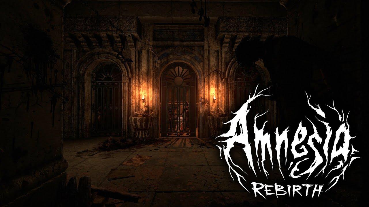 Amnesia: Rebirth : Gameplay Reveal Trailer - YouTube