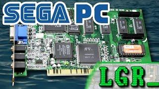 LGR - Oddware - Diamond Edge 3D (nVidia NV1+Sega Saturn)