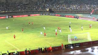 Uganda Cranes Vs Guinea 10/09/2104 - Massa