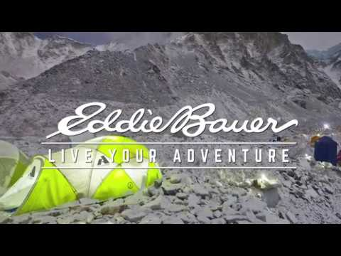 The Katabatic Tent from Eddie Bauer & The Katabatic Tent from Eddie Bauer - YouTube