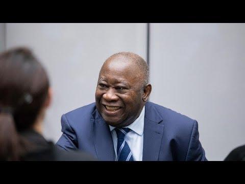 CPI: LAURENT GBAGBO ET BLÉ GOUDÉ LIBÉRÉS DÉFINITIVEMENT (URGENT)