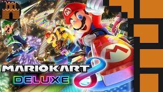 Mario Kart 8 Deluxe [MADRUGATINA] - Live de 20/01/2019
