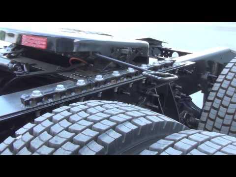 Тест драйв грузовика International ProStar
