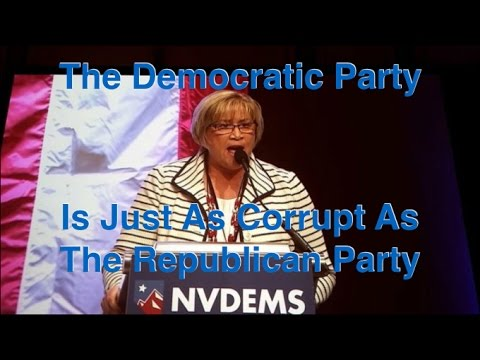 Democracy Threatened At Nevada State Convention While Media Stays Silent