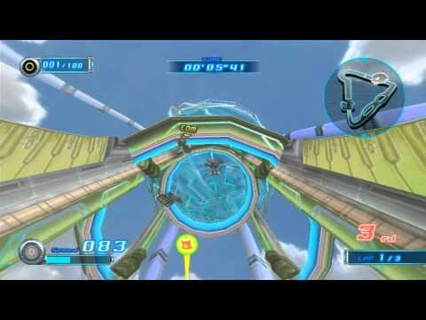 Sonic Riders Zero Gravity (Wii): All Attacks Compilation