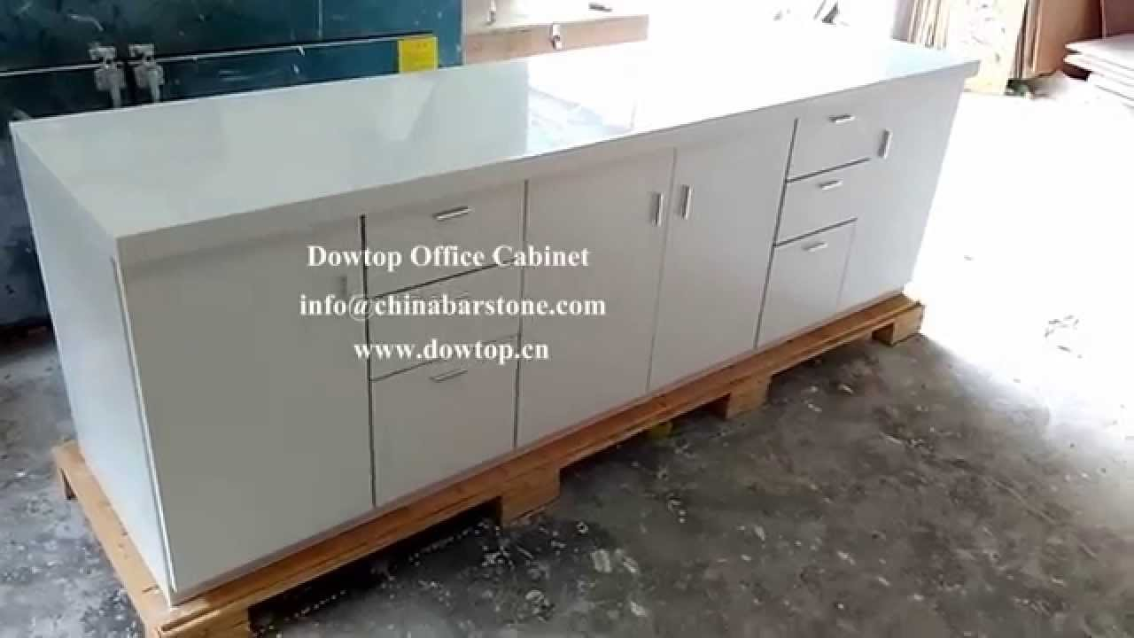 Lovely 100% Corian Cabinet, Quality Work