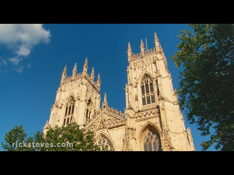 York, England: Medieval England's Second City