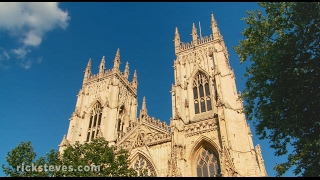 York, England: Medieval England's Second City