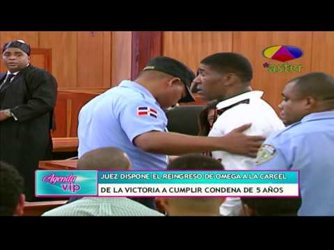 Omega El Fuerte Regresa a La Cárcel Por Incumplimiento de Medidas Por Juez