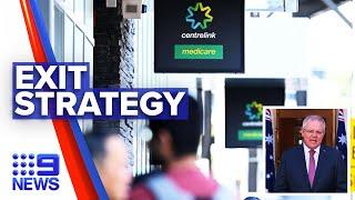 Coronavirus: Unemployment rates to skyrocket | Nine News Australia