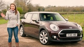 Mini Clubman 2016 review | TELEGRAPH CARS