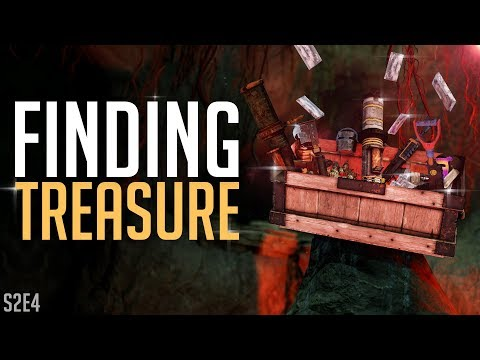 FINDING THE TREASURE! - Rust Duo