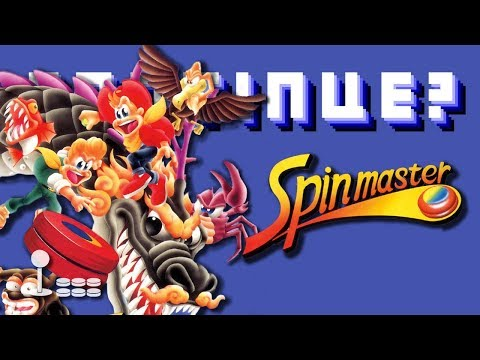 Spinmaster (Arcade) - Continue?