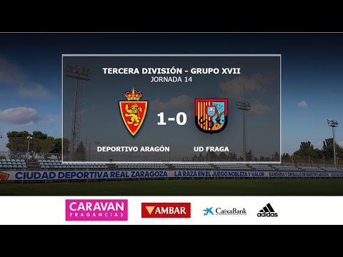 Deportivo Aragón - UD Fraga