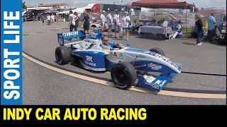 Indycar american open wheel auto racing north america version of formula one (f1) car | jarek in usa