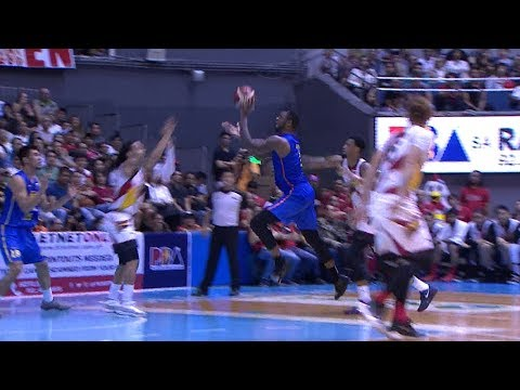 Terrence Jones taking matters into his own hands! | PBA Commissioner's Cup 2019 Finals