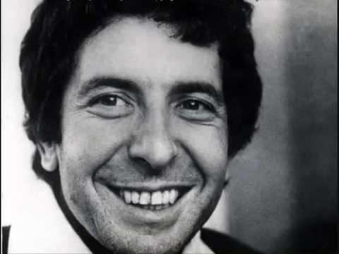 Leonard Cohen  All Smiles