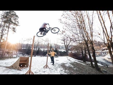 MTB HIGH JUMP Challenge |SickSeries#64