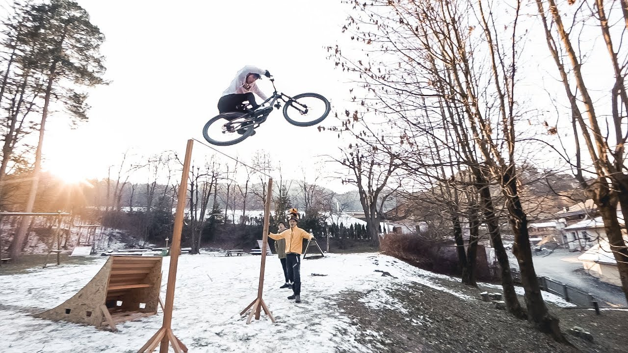 MTB HIGH JUMP Challenge  SickSeries#64