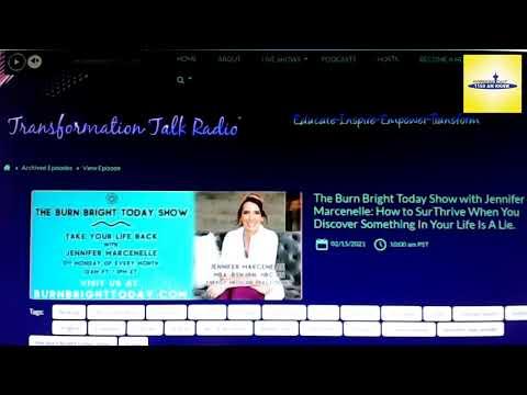 TTR Network - The Burn Bright Radio Show