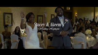 Stacey & Akeem Wedding Highlights | Hampton Hall Club Bluffton