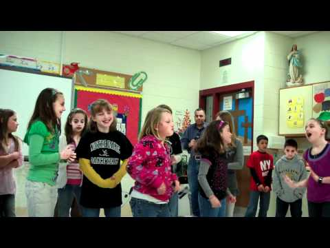 Baba Fain song by Mrs. Pflum's class