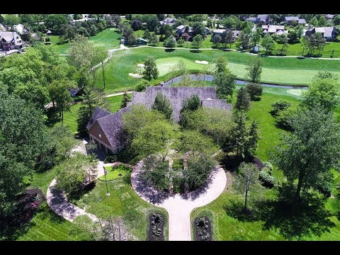 Premier Golf Retreat Residence in Dublin, Ohio