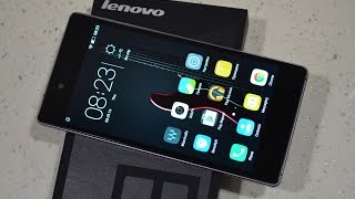 Хороший, мощный камерофон Lenovo Vibe Shot Z90-7. Unboxing
