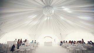 Грандиозная Свадьба Тюмени от Wedding Production (трейлер)