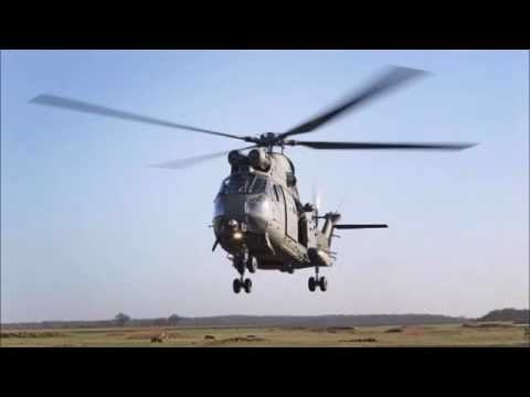 2 UK, 2 US, 1 French killed in British helicopter crash in Afghanistan