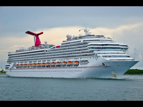 Carnival Valor - A cruise ship review 2018