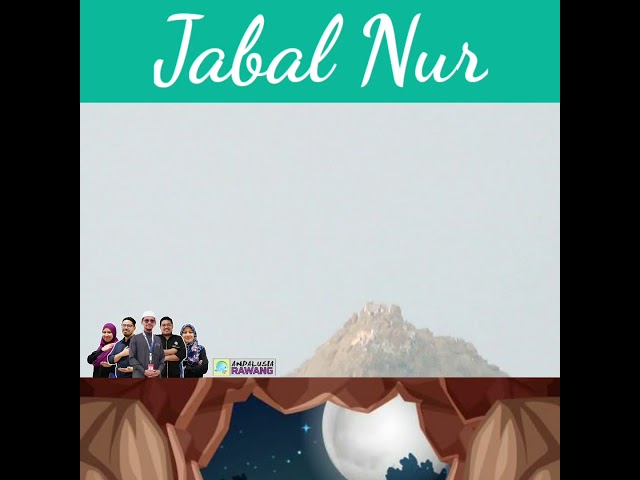 Jabal Nur Terlihat Jelas Dari Hotel Menara Jam Mekah