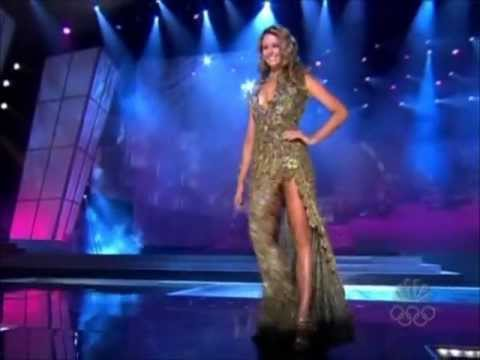 Jennifer Hawkins ( Australia ), Miss Universe 2004 - Evening Gown Competition