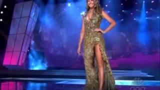 Jennifer Hawkins ( Australia ), Miss Universe 2004 - Evening Gown Competition