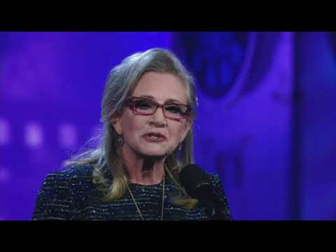Just For Laughs: All Access   Carrie Fisher On Me & Montreal