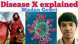 Disease X explained | Tamil | Madan Gowri | MG