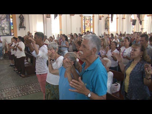 FIESTA NUESTRA SEÑORA DEL CARMEN Arquidiócesis de Bucaramanga JULIO 16 DE 2019