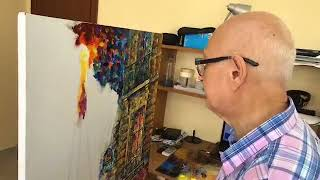 Video with Leonid Afremov