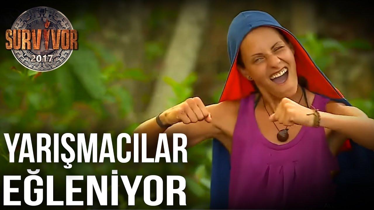 Yarışmacıların Eğlenceli Anları | 96.Bölüm | Survivor All Star 2015