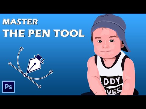 Master The Photoshop Pen Tool With These Easy Techniques