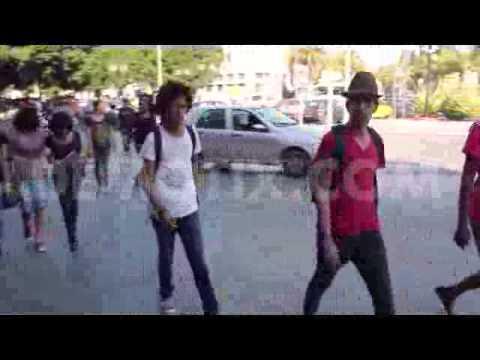 "Video: ""Street talent"" held in Tunis"