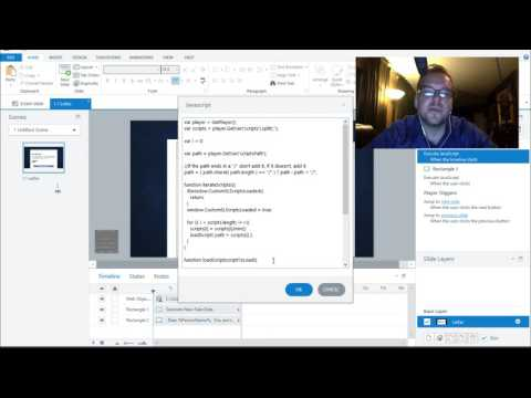 Tutorial – Automatically Add JavaScript to Published Courses