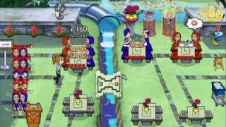Diner Dash: Seasonal Snack Pack - Coral Cove Cafe Level 9