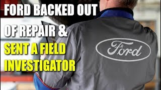 FORD BACKED OUT OF REPAIRING MY 2018 MUSTANG GT ENGINE TICK * The Saga - Update 4 * Stang Stories