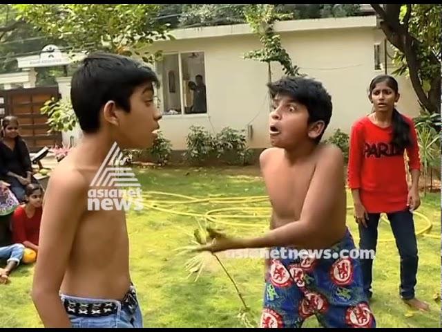 Peringottoor school Drama team with Asianet News | 58th Kerala School Kalolsavam 2018
