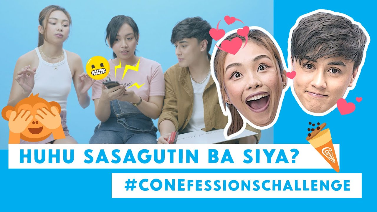#CONEfessionsChallenge: Mayward Made Them Call Their Crush!!! (FULL VERSION)