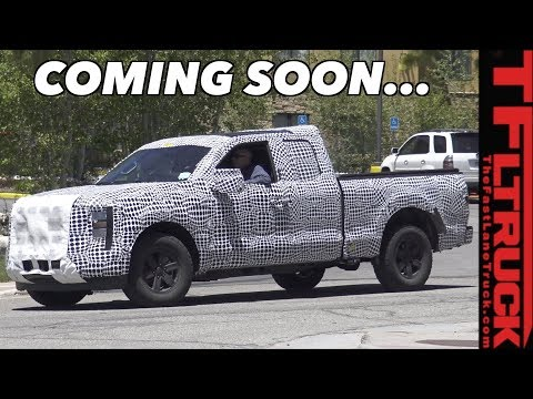 SPIED: 2021 Ford F-150 Caught Hiding Some HUGE Changes