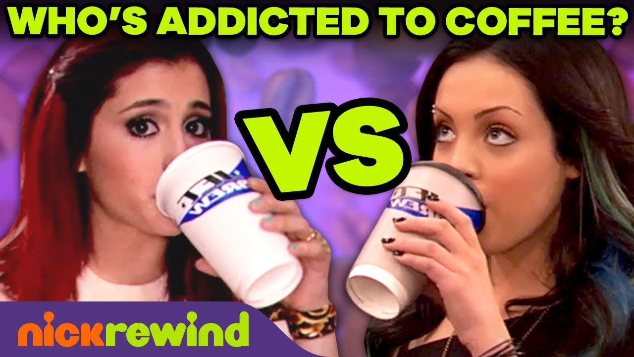Download Who's The Most Addicted To Coffee In Victorious?! ☕️ NickRewind