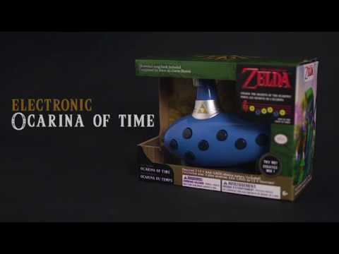 The Legend of Zelda - Electronic Ocarina of Time - Video