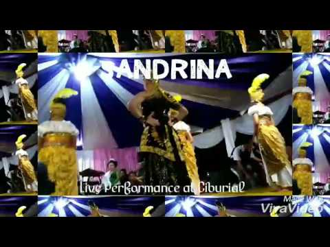 Opening Ega Robot ft. Sandrina off air - Mojang Priangan 8 Januari 2017
